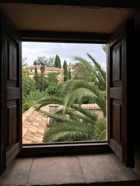 Granada. Palacio de la Dar al-Horra