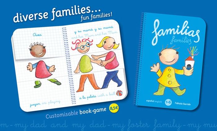 Editorial Familias-Families